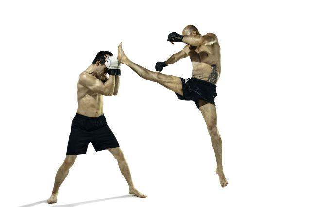 Treningi MMA