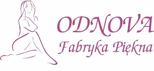 logo salon fryzjerski odnova