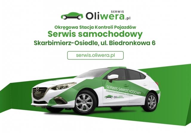 serwis samochodowy Oliwera Brzeg