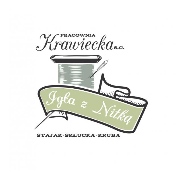 logo Pracownia Krawiecka Igła z Nitką