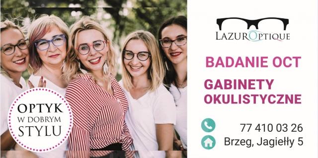 Lazur Optique - Salon optyczny w Brzegu