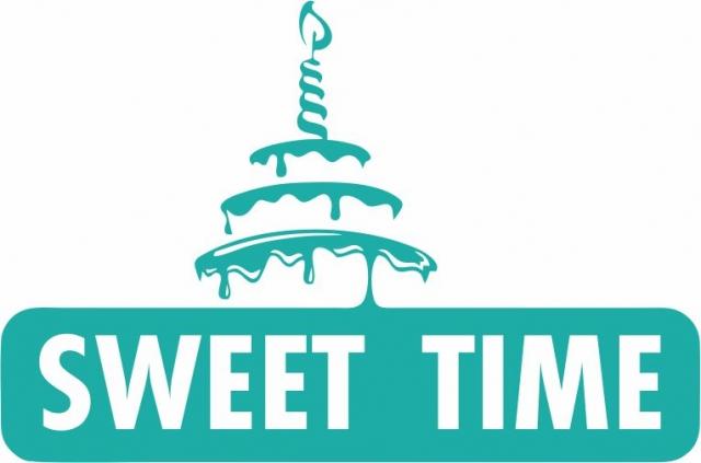 logo sweet time - dekoracje okolicznościowe
