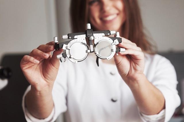 badanie wzroku Oława