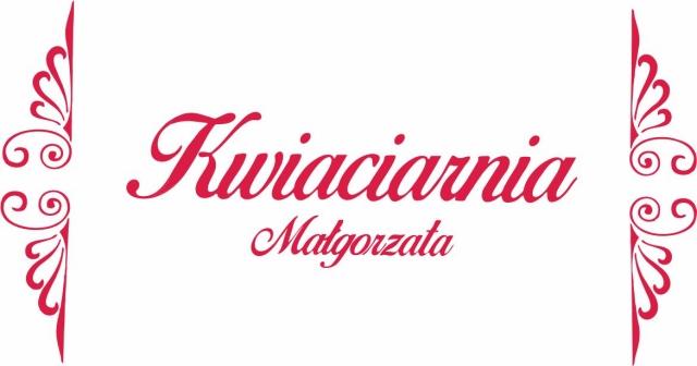 logo kwiaciarnia małgorzata oława