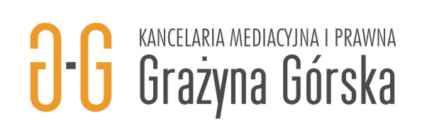 Logo - Grażyna Górska - Kancelaria mediacyjna i prawna