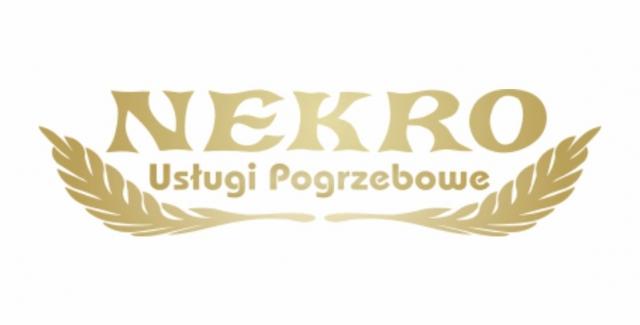 Nekro zakład pogrzebowy logo