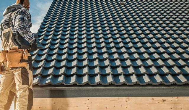 dachy z dachówek