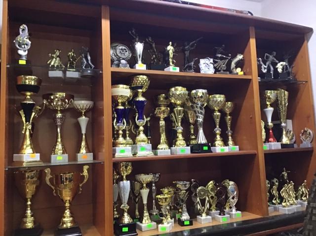 trofea sportowe Nysa