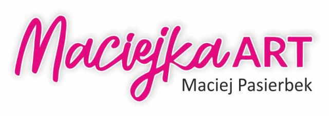 Maciej-Art logo