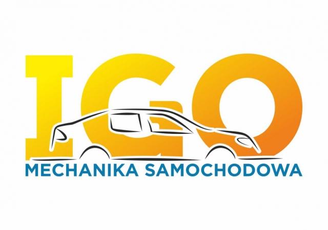 IGO mechanika pojazdowa logo
