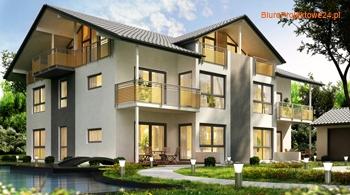 Projekty domów tradycyjnych