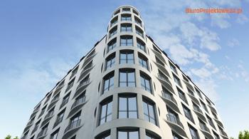 Projekty budynków usługowych